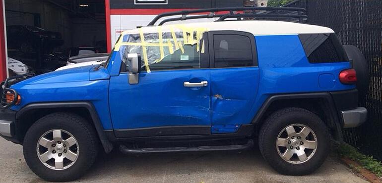 Tip Top Auto Repairs img01-before Hyundai Tucson