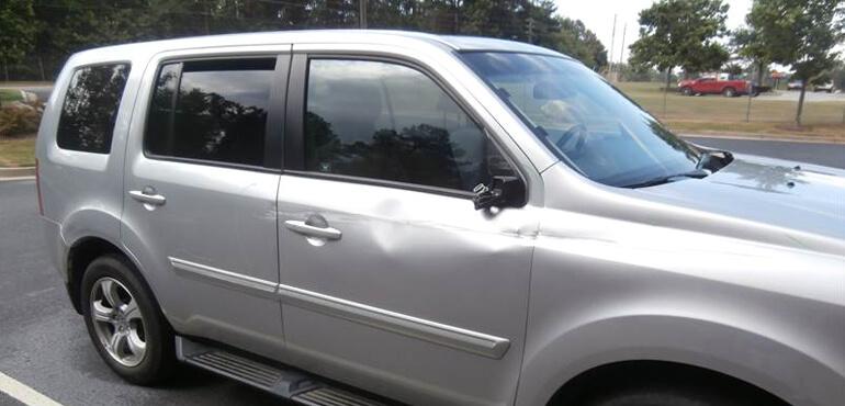Tip Top Auto Repairs img02-before Hyundai Tucson